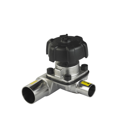 3-Way Diaphragm Valve