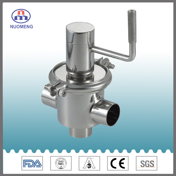 Sanitary Manual Reversing Valve