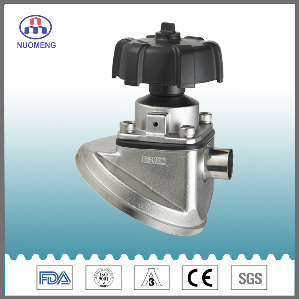 Tank Bottom Diaphragm Valve