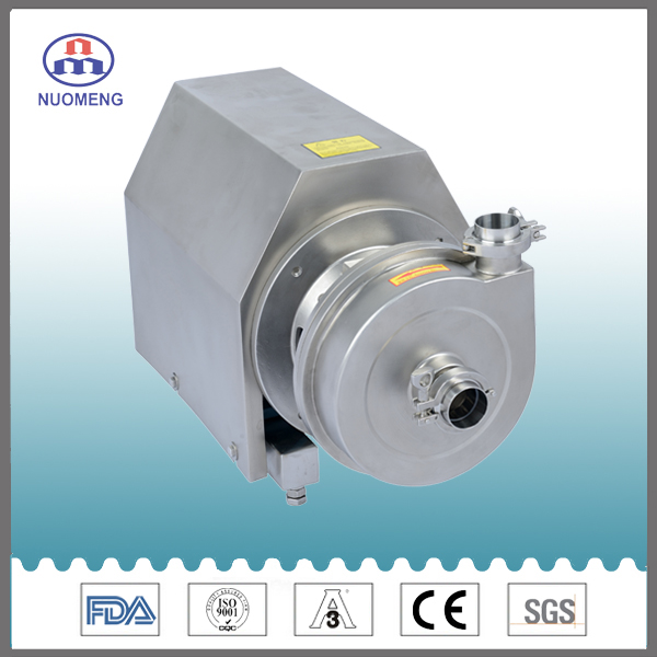 Sanitary Stainless Steel BAW Centrifugal Pumps