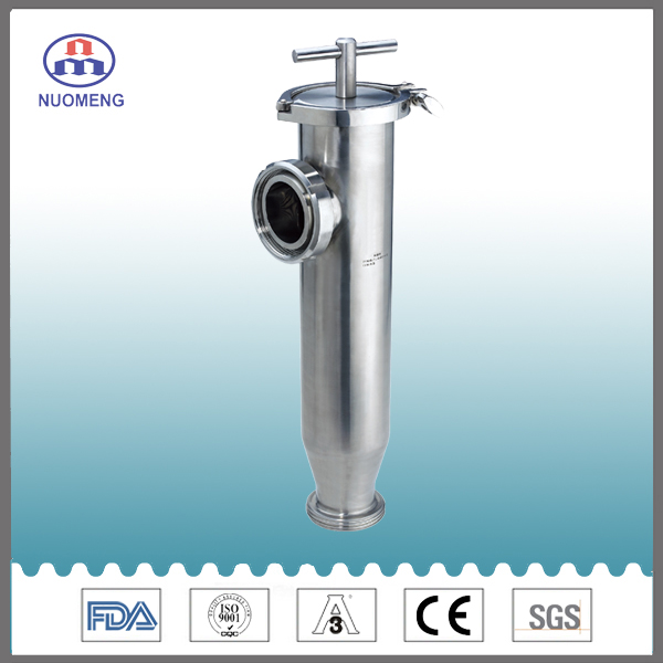 Thread Angle-Type Strainer
