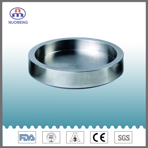 Sanitary Solid End Cap
