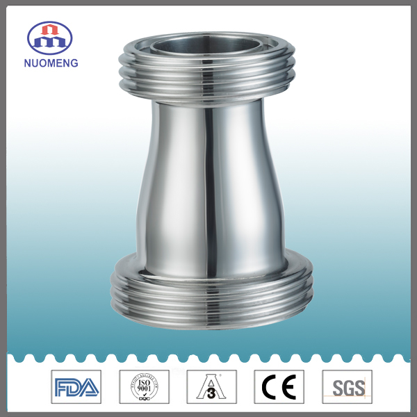 Sanitary Stainless Steel Union-Type Reducer
