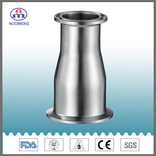 Sanitary Clamped Concentric Reducer