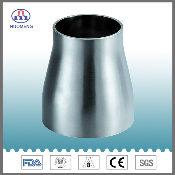 Sanitary Welded Eccentric Reducer
