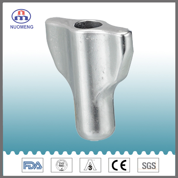 Sanitary Stainless Steel Butterfly Type Clamp Nut
