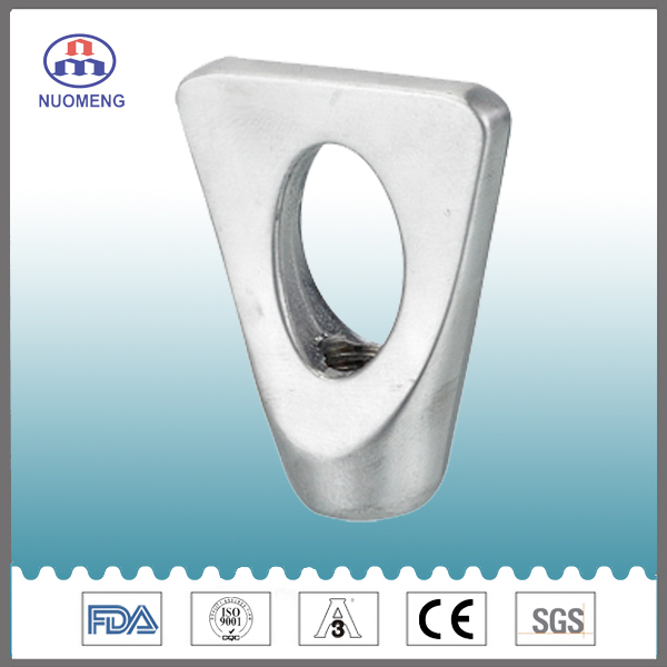 Sanitary Stainless Steel Triangle Type Clamp Nut