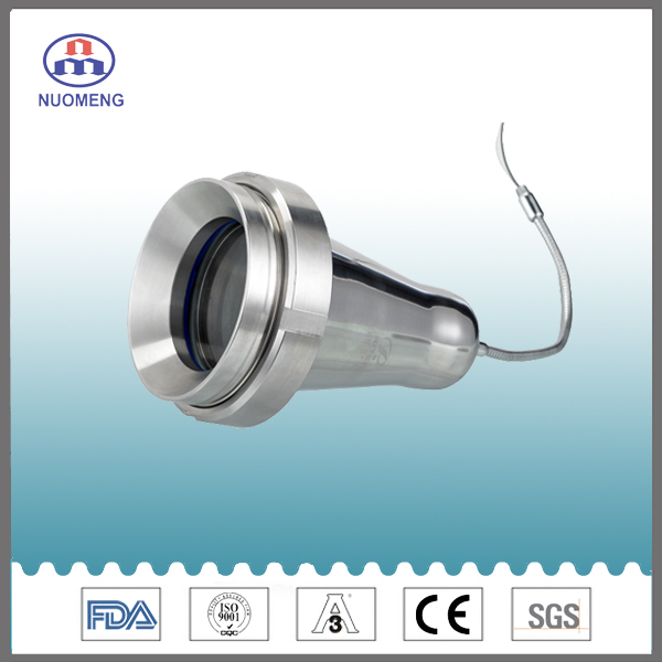 Sanitary Stainless Steel Tank Sight Glass Lamp