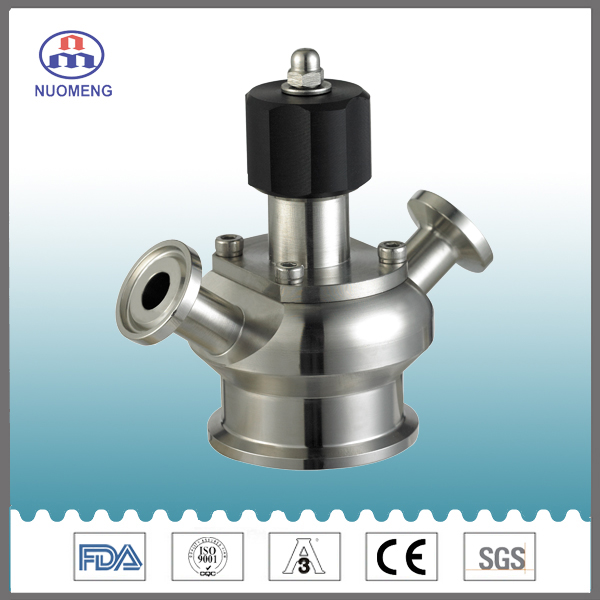Sanitary Stainless Steel Calmped Sampling Valve