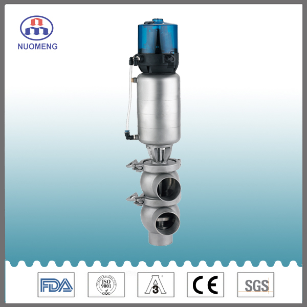 Sanitary Stainless Steel Intelligent Reversing Valve