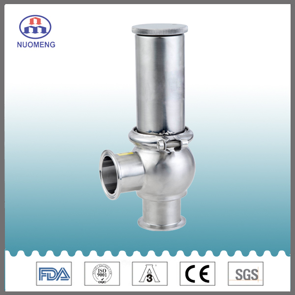 Sanitary Stainless Steel Pneumatic Regulating Valve