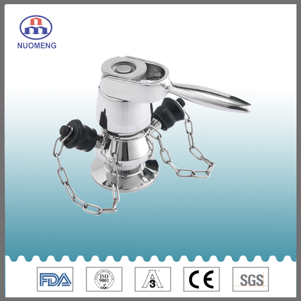 Sanitary Stainless Steel Aspetic Sample Valve