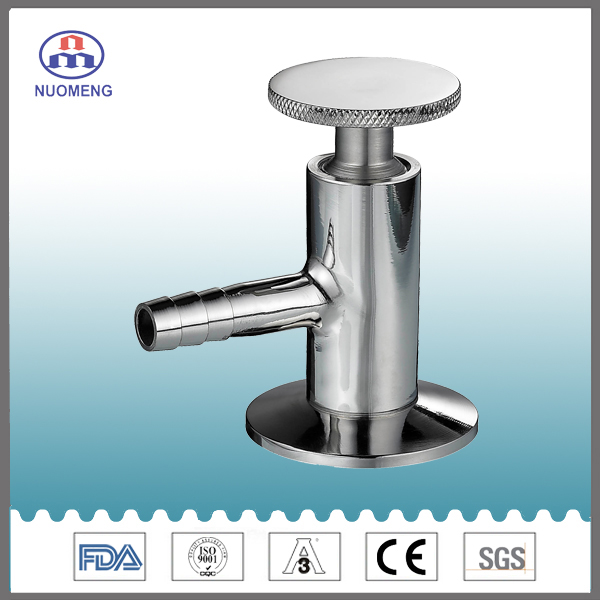 Sanitary Stainless Steel Clamped Sample Valve